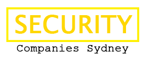 Security Companies Sydney